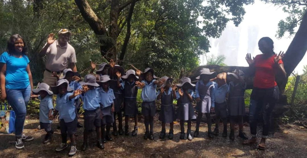Zambezi Crescent pre-schoolers end the year on a great adventure
