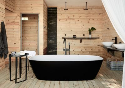 Starbed Treehouse - Ensuite