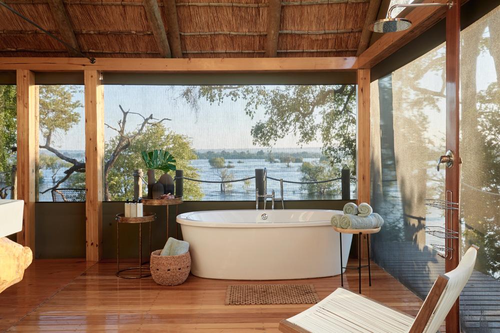 Luxury Tented Suite - ensuite