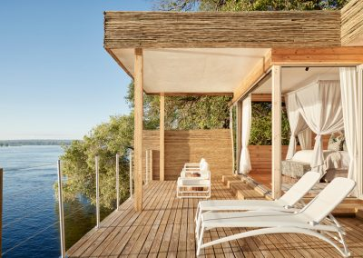 Island Treehouse- Private deck
